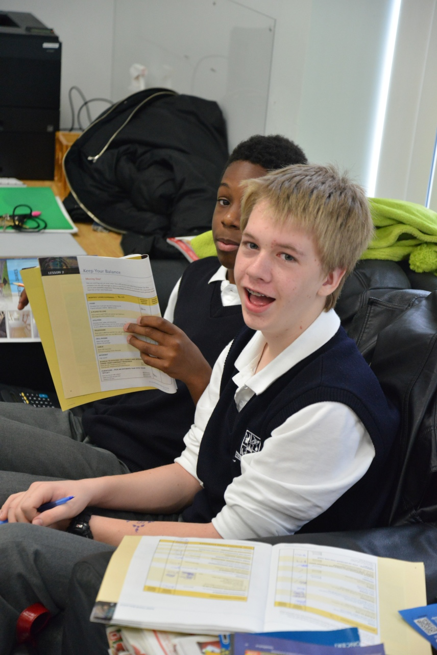 Grade 8 Junior Achivement (15 of 25)