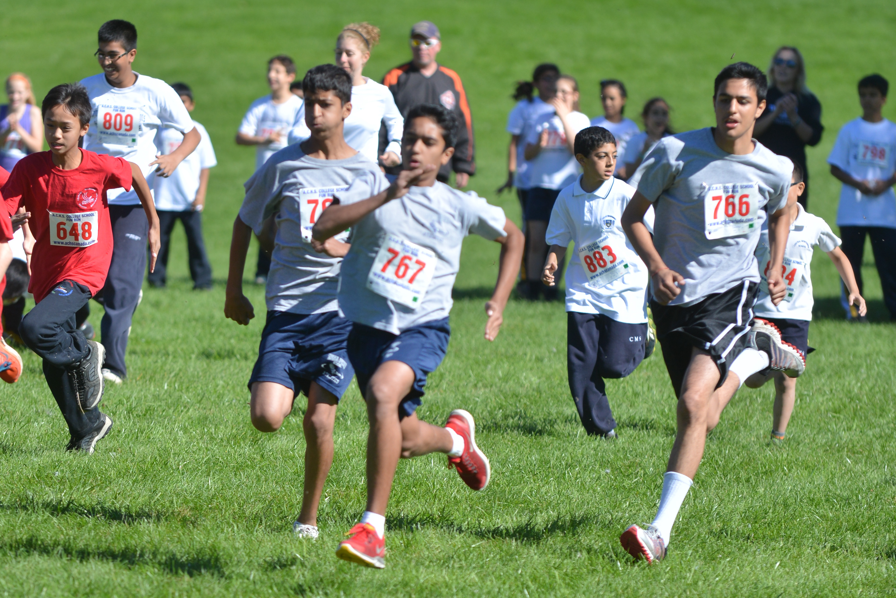 cross country running essay A group of high school boys in running shoes and gray sweatshirts crowd  cross-country provided a ticket out of poverty to runners with talent and focus.
