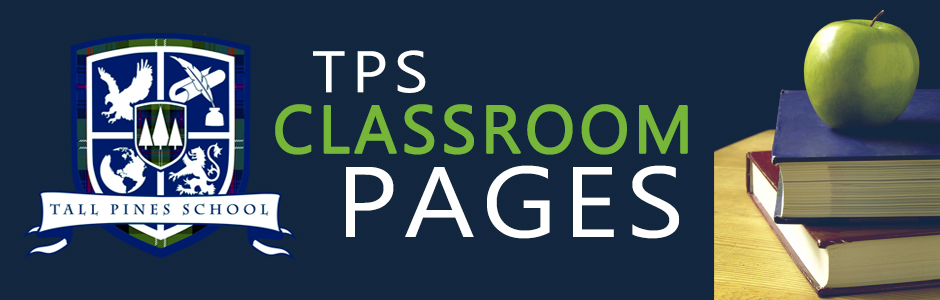 TPS Classroom Pages